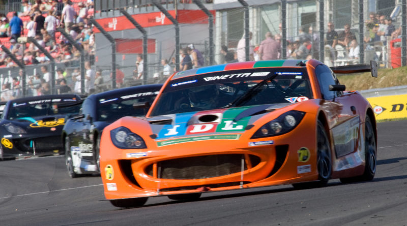 Tom Sharp - Ginetta G55 Brands Hatch