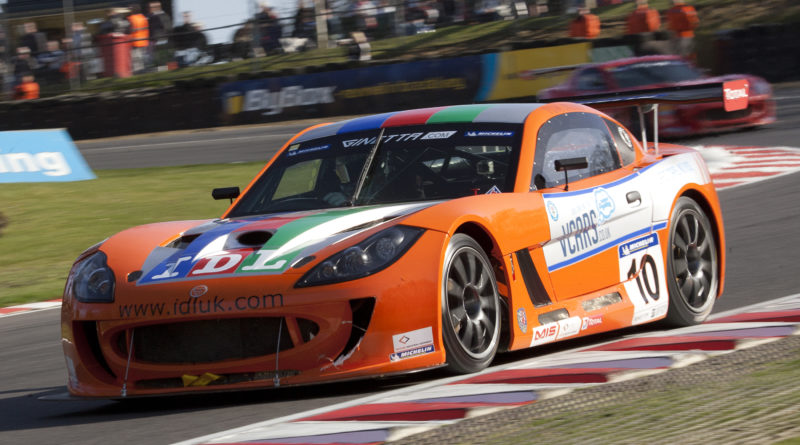 Ginetta G55 Brands Hatch Indy