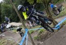 Frantic Action at Farmer John's Mountain Bike races