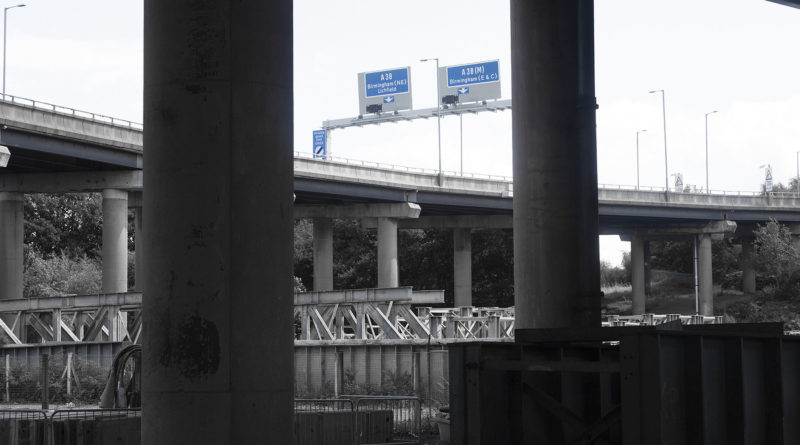 Under Spaghetti Junction