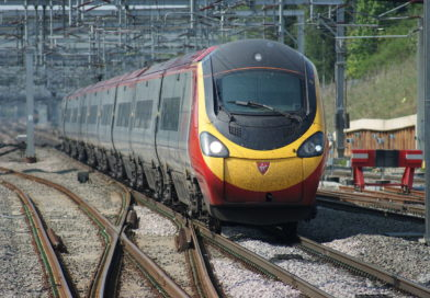 The Evolvement of Electric trains in the UK
