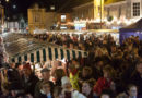 Busy Night at Shipston's Victorian Evening