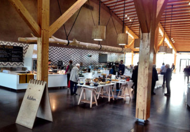 Motorway Services with a Difference and Farm Shop