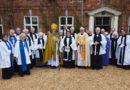 New Rector Rev Ros Greenhalgh inducted for Church Benefice