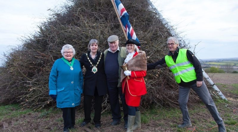 Shipston Light a Beacon for Queens 90th Birthday