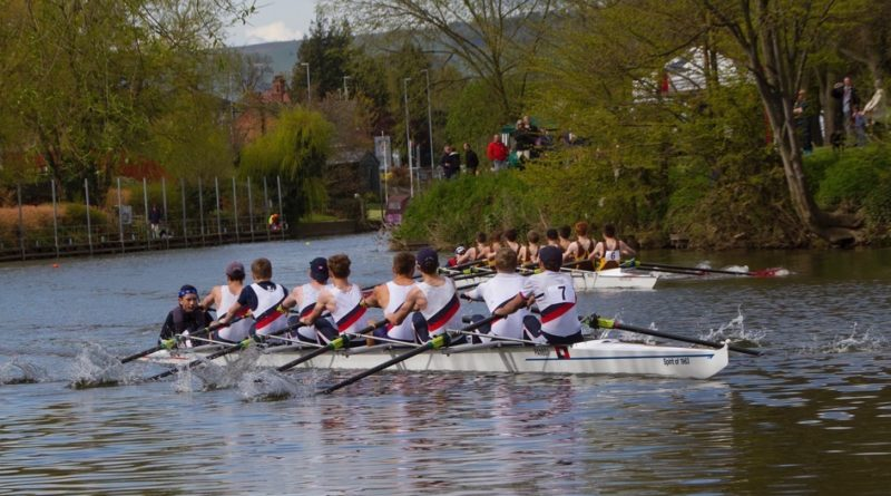 Evesham Regatta a Competitive Success