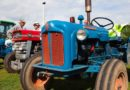 Moreton Show's Tractor Run is a success