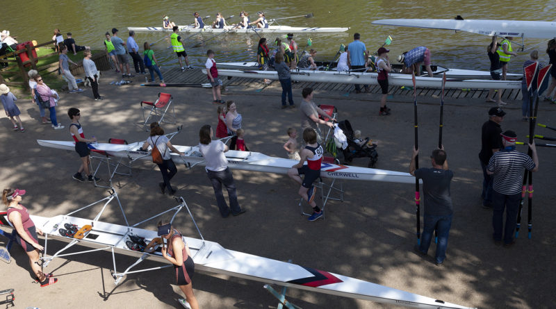 Evesham Regatta 2018 a Sunny Success