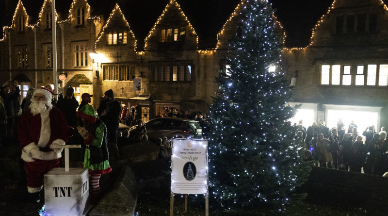 Exciting Christmas Market in Chipping Campden