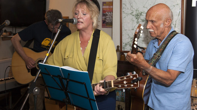 Local Musicians Night at Gate Inn - Shipston Proms