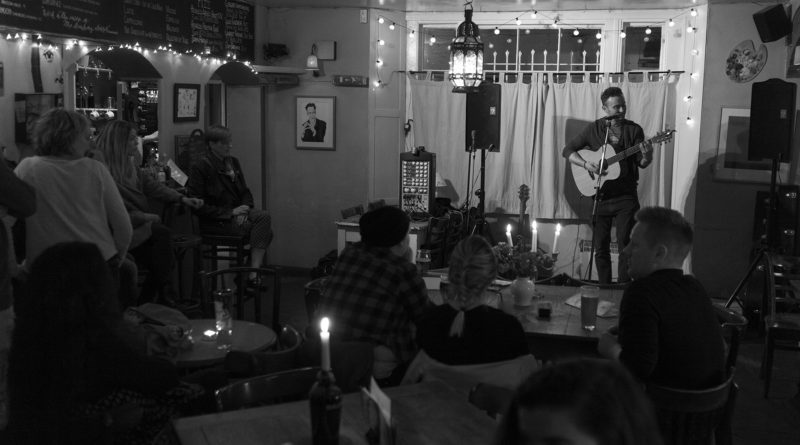 Local Songwriters excel again at Wildes Leamington